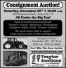 Phillip traylor auctions f 0060 4817